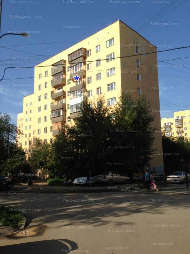 Адрес(а) на фотографии: улица Электриков, 19, Екатеринбург
