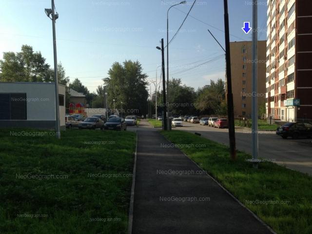Адрес(а) на фотографии: улица Электриков, 19, 25, Екатеринбург
