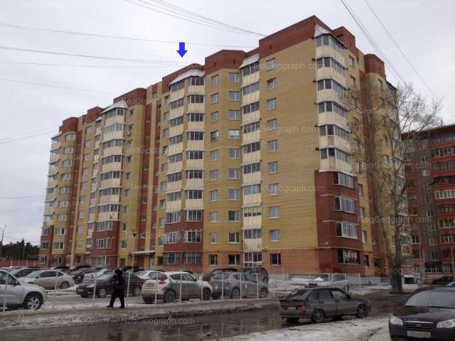 Адрес(а) на фотографии: Расточная улица, 22, 24, Екатеринбург