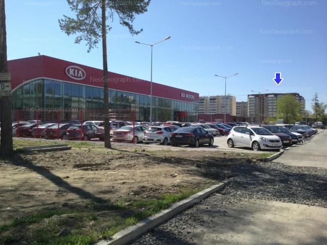 Адрес(а) на фотографии: Расточная улица, 24, 34, 38, Екатеринбург