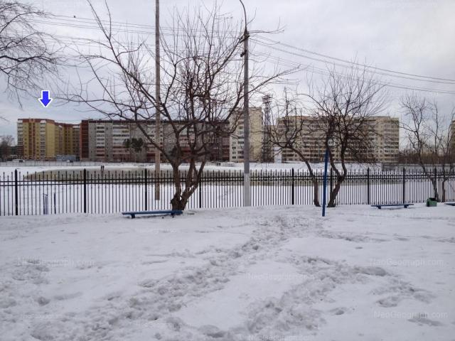 Адрес(а) на фотографии: Расточная улица, 20, 22, 24, Екатеринбург