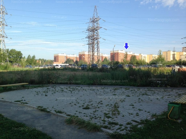 Address(es) on photo: Kosmonavtov avenue, 30/1, 30/2, 30/3, Yekaterinburg