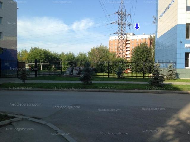 Address(es) on photo: Kosmonavtov avenue, 30/3, Yekaterinburg