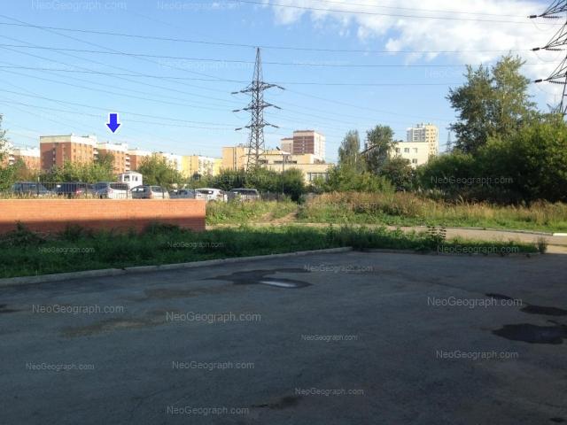 Address(es) on photo: Kosmonavtov avenue, 30, 30/3, Yekaterinburg
