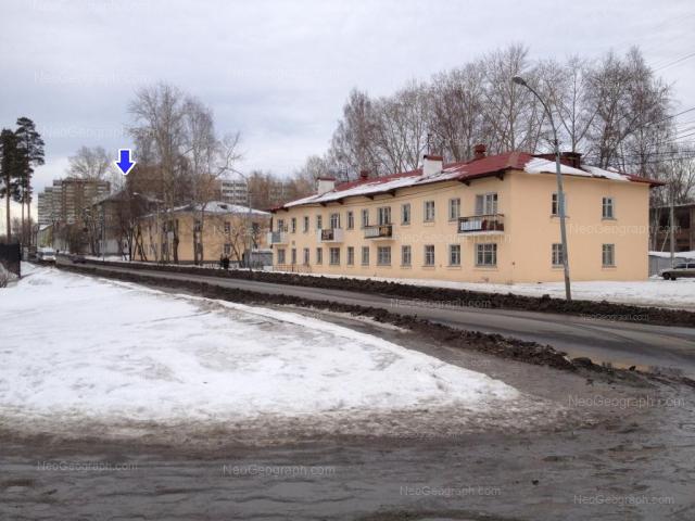 Адрес(а) на фотографии: Расточная улица, 29, 31, 33, Екатеринбург