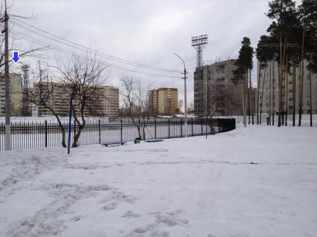 Адрес(а) на фотографии: Расточная улица, 20, Екатеринбург
