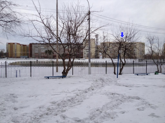 Адрес(а) на фотографии: Билимбаевская улица, 5, Екатеринбург
