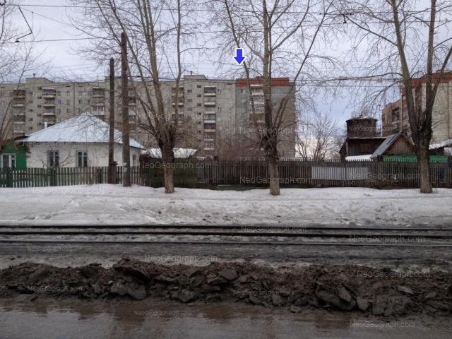 Адрес(а) на фотографии: Расточная улица, 15/8, Екатеринбург