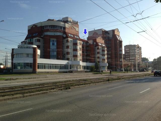 Адрес(а) на фотографии: улица Фронтовых Бригад, 7, Екатеринбург