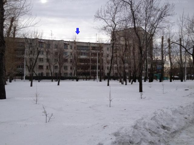 Адрес(а) на фотографии: Техническая улица, 80, Екатеринбург