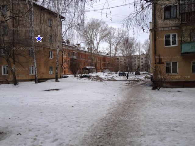 Адрес(а) на фотографии: Маневровая улица, 15, 15а, 17, Екатеринбург