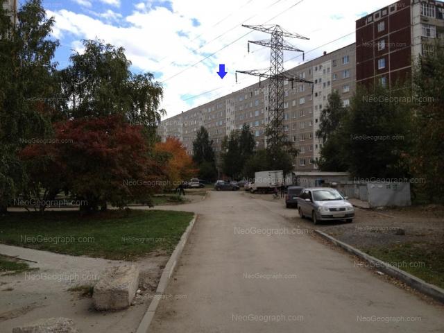 Адрес(а) на фотографии: улица Бакинских Комиссаров, 114, 116, Екатеринбург