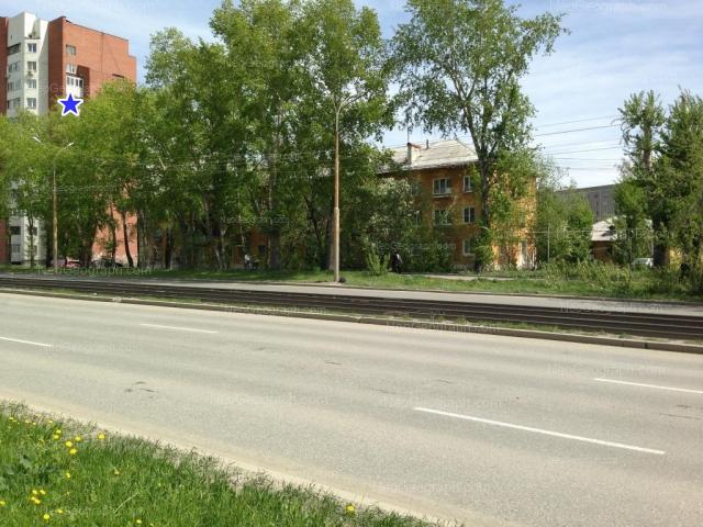 Address(es) on photo: Bebeliya street, 173А, 174, 184, Yekaterinburg