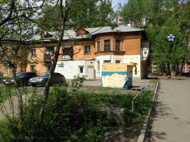 Address(es) on photo: Bebeliya street, 182А, 184, Yekaterinburg