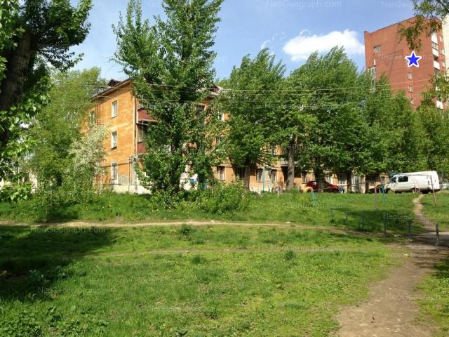 Address(es) on photo: Bebeliya street, 174, 184, Yekaterinburg