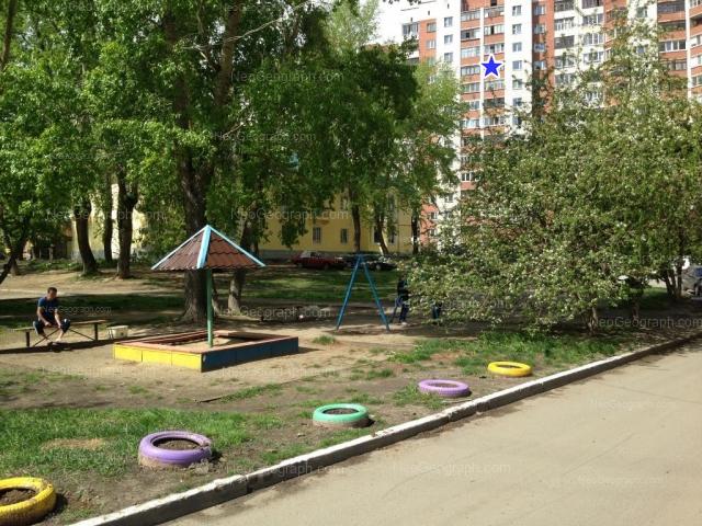 Address(es) on photo: Bebeliya street, 182, 184, Yekaterinburg