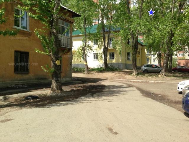 Address(es) on photo: Bebeliya street, 182, 182А, 184, Yekaterinburg