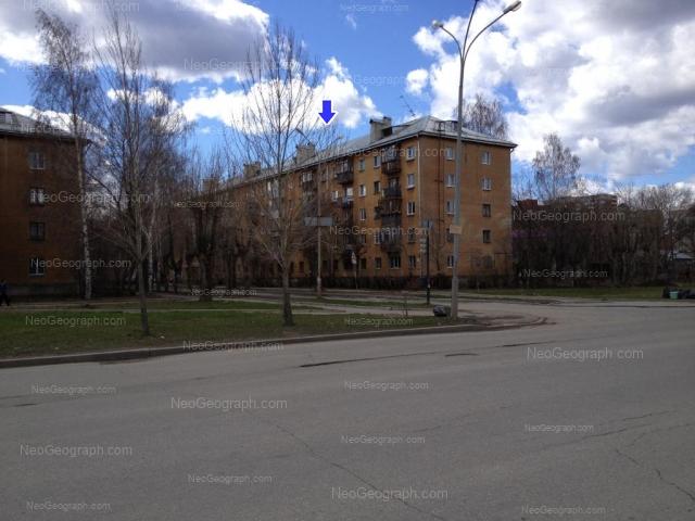 Адрес(а) на фотографии: Таватуйская улица, 15, Екатеринбург