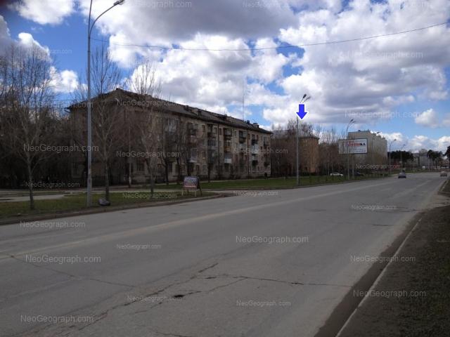 Адрес(а) на фотографии: Таватуйская улица, 13, 15, 19, Екатеринбург