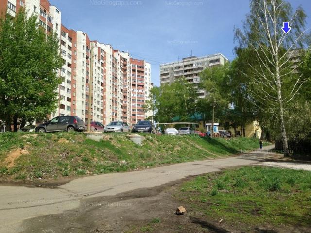 Адрес(а) на фотографии: Автомагистральная улица, 33, 35, Екатеринбург
