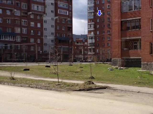 Адрес(а) на фотографии: Таёжная улица, 7, 15, Екатеринбург
