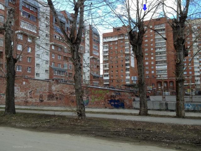 Адрес(а) на фотографии: Таёжная улица, 15, Екатеринбург