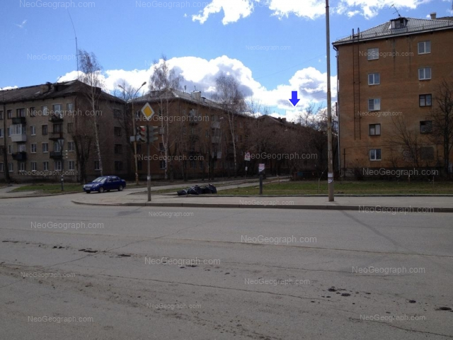 Адрес(а) на фотографии: Коуровская улица, 17, 24, 26, 28, Екатеринбург