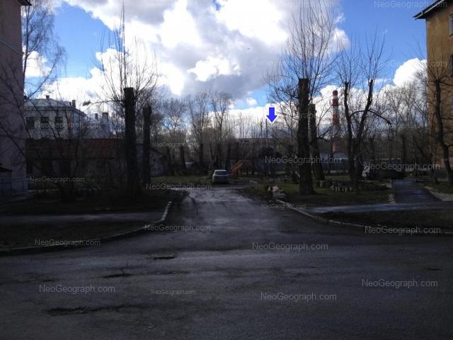 Адрес(а) на фотографии: Коуровская улица, 24, Екатеринбург