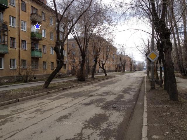 Адрес(а) на фотографии: Коуровская улица, 20, 22, 24, Екатеринбург