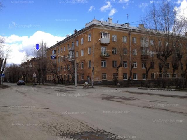 Адрес(а) на фотографии: Коуровская улица, 22, 24, Екатеринбург