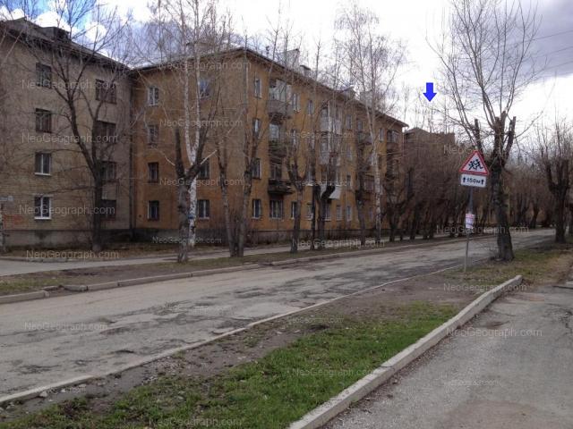 Адрес(а) на фотографии: Коуровская улица, 24, 26, 28, Екатеринбург