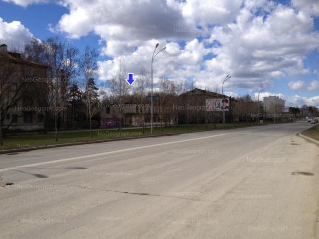 Адрес(а) на фотографии: Таватуйская улица, 9, 11, 13, 15, 19, Екатеринбург