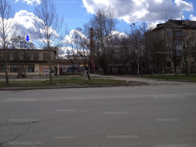 Адрес(а) на фотографии: Таватуйская улица, 11, 13, Екатеринбург