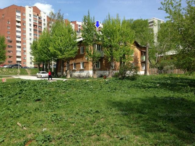 Адрес(а) на фотографии: улица Бебеля, 173А, 182А, 184, Екатеринбург