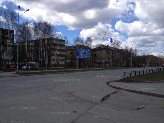 Адрес(а) на фотографии: Таватуйская улица, 9, 13, Екатеринбург