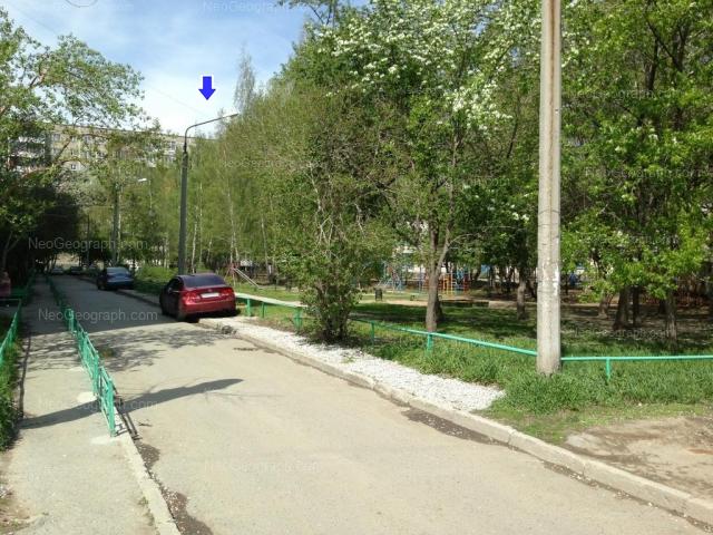 Адрес(а) на фотографии: Автомагистральная улица, 31, Екатеринбург