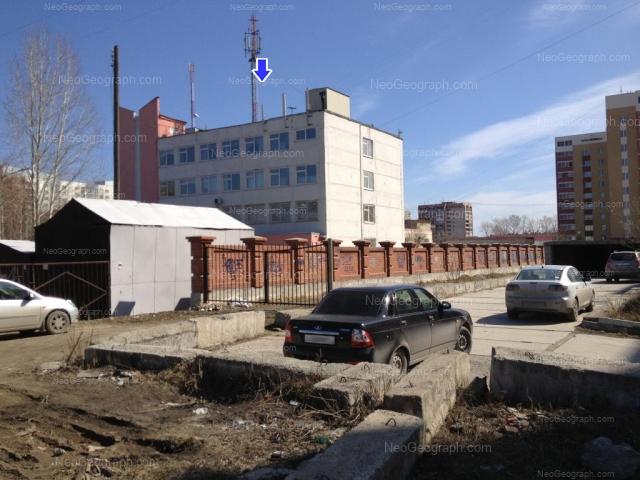 Адрес(а) на фотографии: Надеждинская улица, 22Б, 24, Екатеринбург