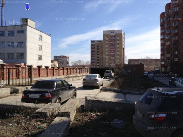Адрес(а) на фотографии: Надеждинская улица, 20, 22Б, 24, Екатеринбург