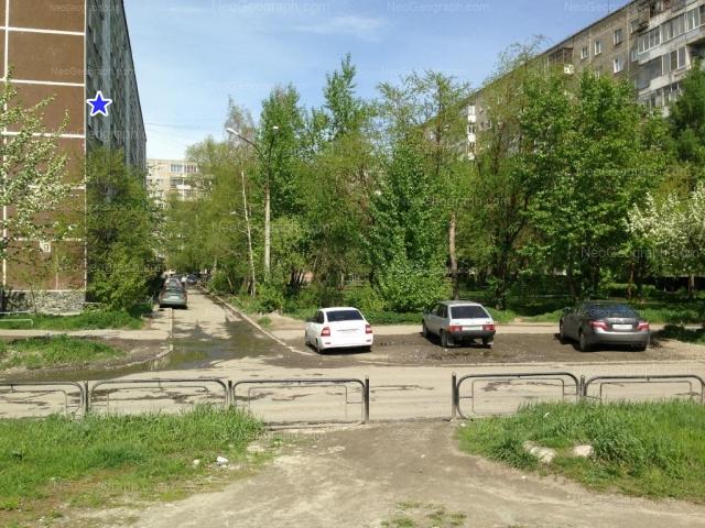 Адрес(а) на фотографии: Теплоходный проезд, 7, 9, 11, Екатеринбург