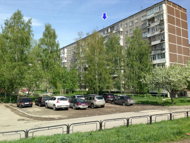 Адрес(а) на фотографии: Теплоходный проезд, 9, Екатеринбург