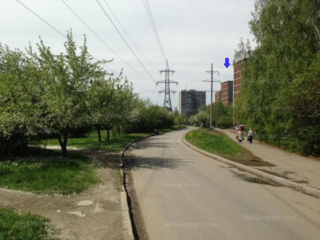 Адрес(а) на фотографии: Теплоходный проезд, 9, 11, Екатеринбург