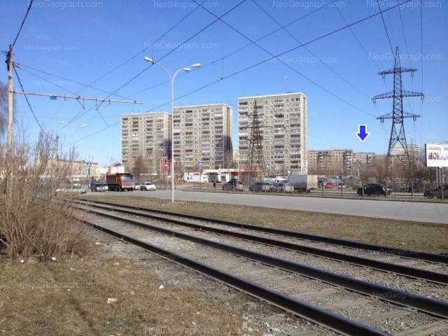 Адрес(а) на фотографии: Теплоходный проезд, 5, 9, Екатеринбург