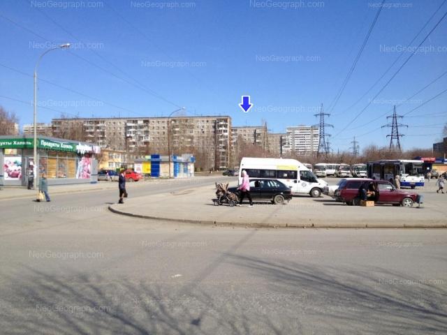 Адрес(а) на фотографии: Теплоходный проезд, 3, 5, 9, 11, Екатеринбург