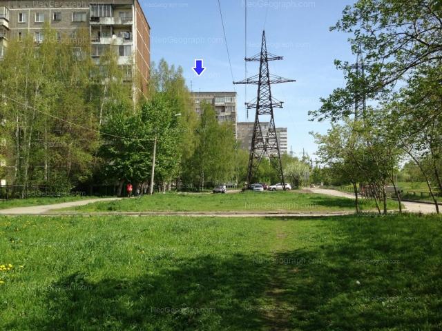 Адрес(а) на фотографии: Теплоходный проезд, 5, 9, 11, Екатеринбург