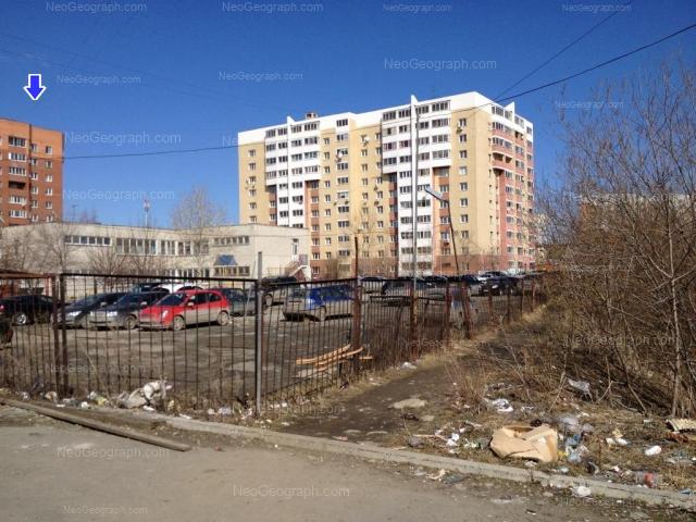 Address(es) on photo: Nadezhdinskaya street, 20, 22Б, Yekaterinburg