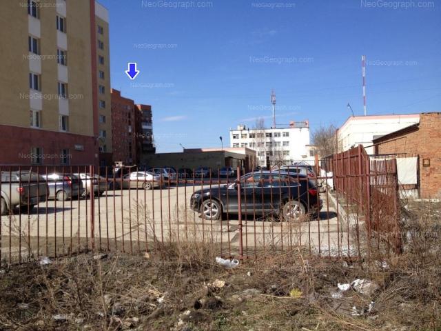 Address(es) on photo: Nadezhdinskaya street, 20, 22Б, 24, Yekaterinburg