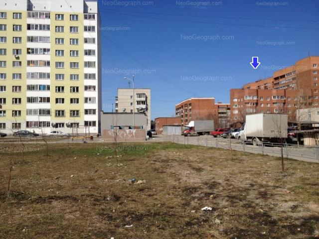 Address(es) on photo: Nadezhdinskaya street, 20, Yekaterinburg