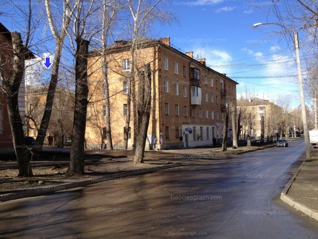 Адрес(а) на фотографии: проспект Седова, 43, 45, 52, Екатеринбург