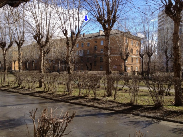 Адрес(а) на фотографии: проспект Седова, 43, 45, Екатеринбург