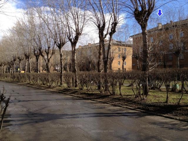 Адрес(а) на фотографии: проспект Седова, 41, 43, 45, Екатеринбург